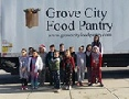 Grove City Food Pantry fundraiser website