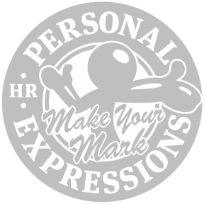 HR Personal Expressions Logo Watermark
